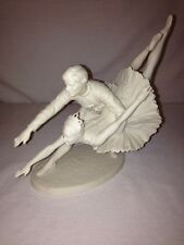 FRANKLIN PORCELAIN 1978 THE ROYAL BALLET SCULPTURE SLEEPING BEAUTY FIGURINE MINT