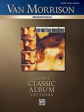 Van Morrison Moondance Piano Vocal Chords Classic Album Edition Alfred's Classi