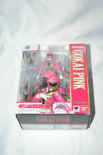 Bandai S.H.Figuarts Gokai Pink Darin Gokaiger Power Rangers Super Megaforce New