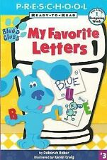 My Favorite Letters, Reber, Deborah, Good Book