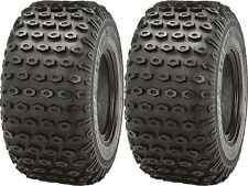 Pair 2 Kenda Scorpion 20x10-8 ATV Tire Set 20x10x8 K290 20-10-8