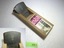 Japanese hand plane / single blade kanna / blade 40mm / signed 千吉  #No13