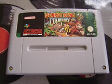 SNES Donkey Kong Country (game only) PAL