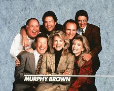 Murphy Brown [Cast] (28435) 8x10 Photo