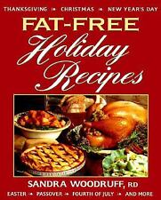 Fat-Free Holiday Recipes : Delicious Fat-Free and Low-Fat Recipes for Holidays,