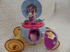 Polly Pocket Disney Cinderella Hidden Treasures CARRIAGE Castle Playset