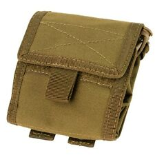 CONDOR MA36 MOLLE PALS Roll-up Fold Utility Magazine Dump Pouch Coyote BROWN