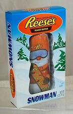 Reese's Snowman Peanut Butter Retro Sweets (141 gram) Christmas Stocking Filler
