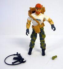 GI JOE OUTBACK Vintage Action Figure COMPLETE 3 3/4 C9+ v1 1987