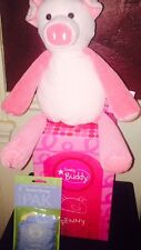 New In Box Scentsy Buddy Penny The Pig Retired Rare WITH scent Pak