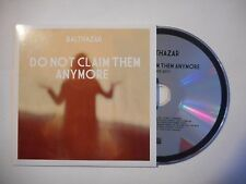 BALTHAZAR : DO NOT CLAIM THEM ANYMORE ♦ CD SINGLE PORT GRATUIT ♦