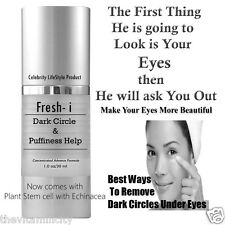Fresh-i Eye Cream For Under eye Dark Circles, Puffiness, Wrinkles & Bags Best #1
