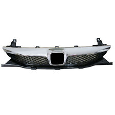 ABS + Chromed Front Grill Grille Modified for Honda Civic FA1 2009-2011