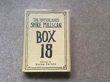 Box 18: The Unpublished Spike Milligan by Spike Milligan (Hardback, 2006).