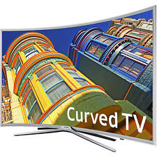 "Samsung 55"" Curved, Full HD, LED TV - 1080p, 60Hz (UN55K6250AFXZA)"