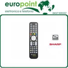 Telecomando compatibile per TV televisore Sharp 19GM60 già programmato