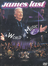 James Last: A World of Music (DVD) READ DETAILS FIRST James Last, Stanley Dorman