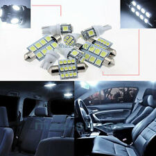 Xenon White LED Interior Light Kit 17 Bulbs FIT Volvo S60 Sedan 2000-09 W1