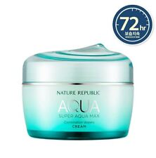 [Nature Republic] Super Aqua Max Watery Cream for Combination Skin (80ml)