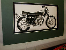 1970 Honda CB750 Four Japan Motorcycle Exhibit from Automotive Museum