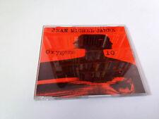 """JEAN MICHEL JARRE """"OXYGENE 10"""" CD SINGLE 4 TRACKS COMO NUEVO"""