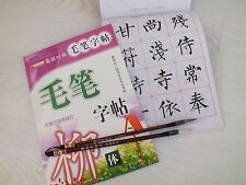 CHINESE WRITING CALLIGRAPHY PRACTICE EXERCISE BOOK W 3 BRUSH LEARNER SCHOOL A6