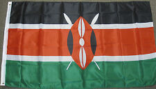 3X5 KENYA FLAG KENYAN FLAGS AFRICAN NEW AFRICA  F497