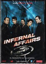 INFERNAL AFFAIRS 2 de Wai Keung Lau y Siu Fai Mak. DESCATALOGADA