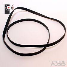 Sanyo-de remplacement pour platine ceinture pour TP-1005/A & TP-1010 - thats audio
