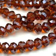 Wholesale! All kinds of round faceted crystal glass beads