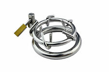Stainless Steel Male Chastity device Fun Crown ring of Thorn A157