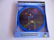 BEN 10 ALIEN FORCE WALLCLOCK BRAND NEW SEALED.