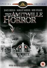 The Amityville Horror DVD Special Edition iRod Steiger New Original UK Release