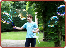 WORLD's BEST Giant Bubble Sword!  - PLUS 2 litres GIANT bubble mix!