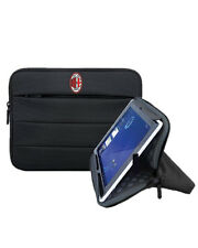 "Custodia cover tablet fino 10.1"" Ac Milan accessori squadre calcio *17796"