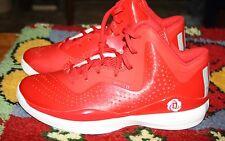 Indiana University Team Issued Basketball Shoes NIB size 13 Adidas