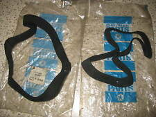 SIMCA HILLMAN CHRYSLER MATRA COMMER TALBOT - GENUINE GASKET / SEAL - HEADLAMP x2