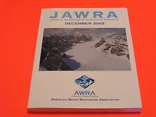 JAWRA Journal of the American Water Resources Association December 2002 NEW