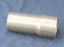 "Exhaust connector / adapter / reducer - 304 Stainless steel weld on 45mm (1¾"")"