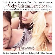 Vicky Cristina Barcelona [Motion Picture Soundtrack] by Original Soundtrack...