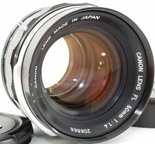 Canon FL 50mm f1.4 for FD Mount [Excellent+++ Overhauled] from Tokyo Japan