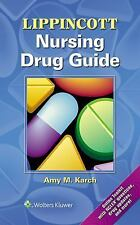 Nursing Drug Guide by Amy Karch (2014, Book, Other)