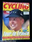 CYCLING WEEKLY - TOUR DE FRANCE - JULY 11 1998