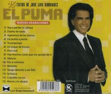 Jose Luis Rodriguez - 15 Exitos Del Puma CD NEW / SEALED