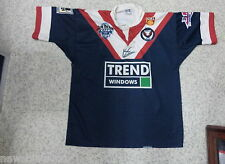 #OO. ERINA  EAGLES  RUGBY LEAGUE PLAYER'S  JERSEY