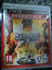 Saints Row 2 Nuevo precintado PS3 Acción aventura shooters PAL España