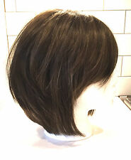 Henry Margu Fiona Wig Modified - Color 7H - Mono Top, Lace Front, Hand Tied