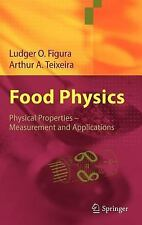 Food Physics: Physical Properties - Measurement and Applications-ExLibrary