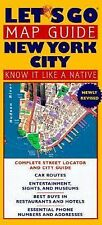 Let's Go New York City Map Guide (1998)(Let's Go Map Guide)