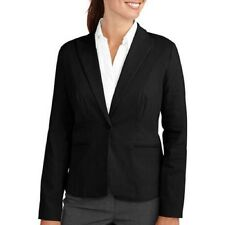George Women's Millennium Suiting Jacket, 26 W, Black